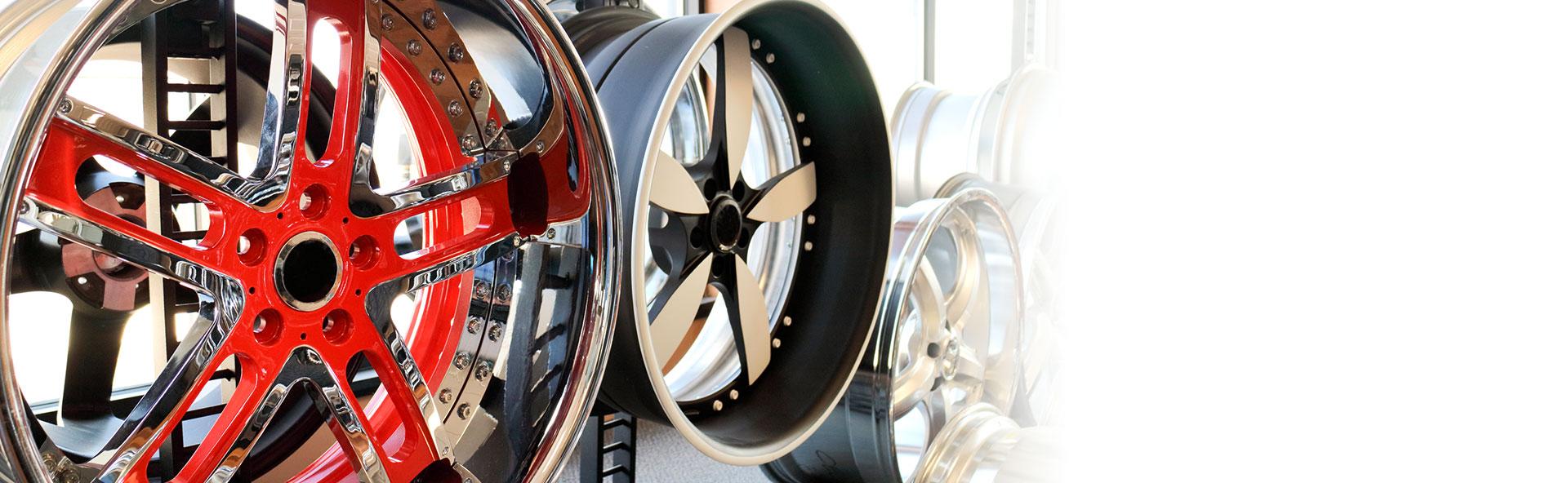 Wheel Powder Coating Blackpool
