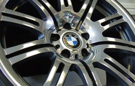 Wheel Refurbishment Lytham
